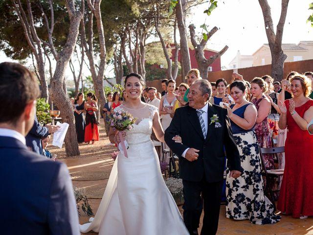 La boda de Laura y Urko en Benicàssim/benicasim, Castellón 40