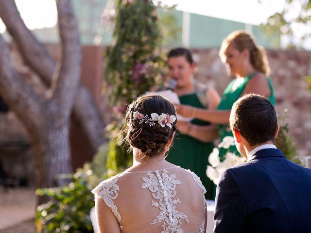 La boda de Laura y Urko en Benicàssim/benicasim, Castellón 43