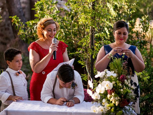 La boda de Laura y Urko en Benicàssim/benicasim, Castellón 44