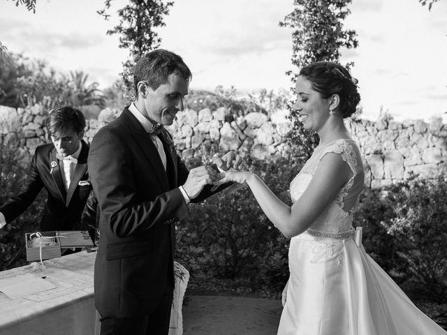 La boda de Laura y Urko en Benicàssim/benicasim, Castellón 45