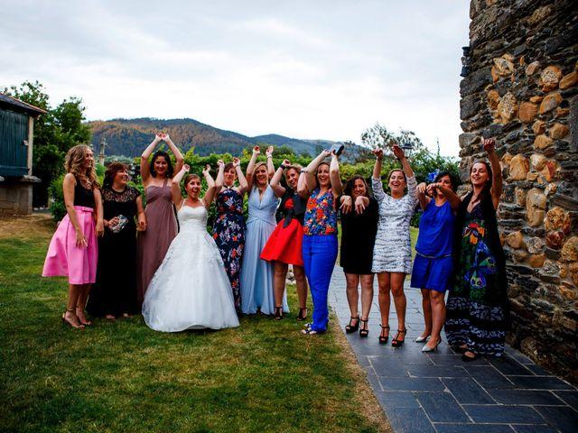 La boda de Oscar y Pati en Viveiro (Casco Urbano), Lugo 15