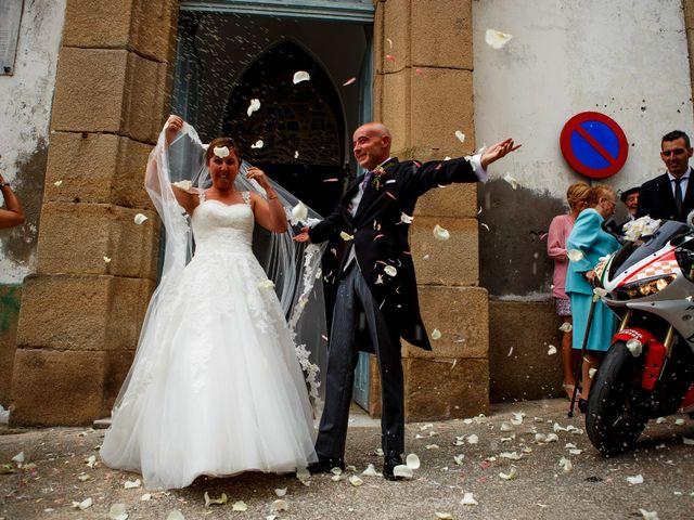 La boda de Oscar y Pati en Viveiro (Casco Urbano), Lugo 26