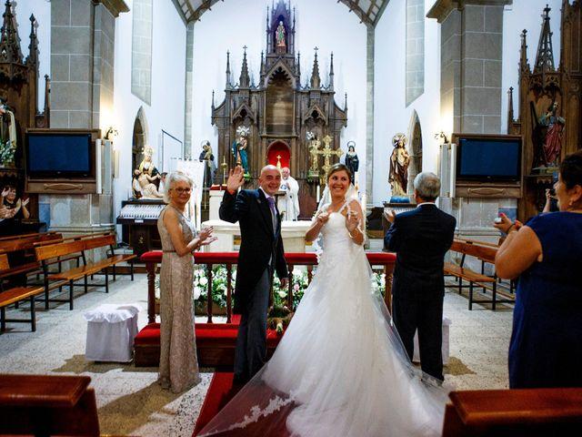 La boda de Oscar y Pati en Viveiro (Casco Urbano), Lugo 28