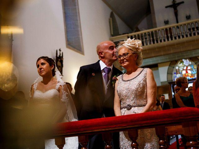 La boda de Oscar y Pati en Viveiro (Casco Urbano), Lugo 32