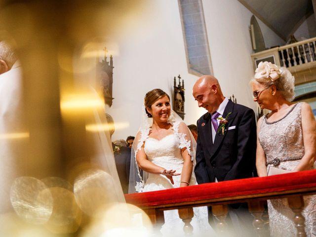 La boda de Oscar y Pati en Viveiro (Casco Urbano), Lugo 33