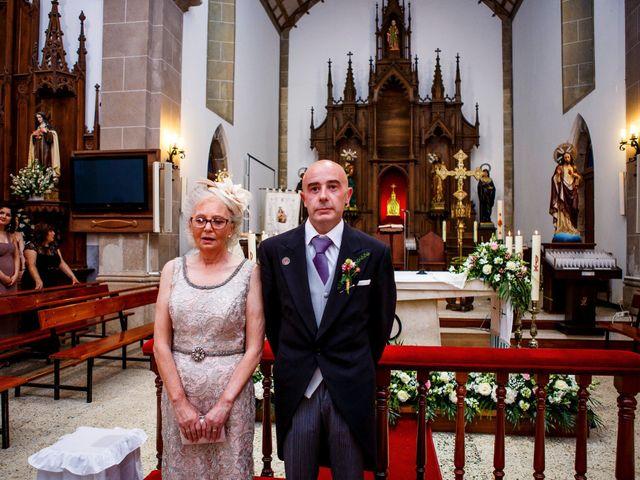 La boda de Oscar y Pati en Viveiro (Casco Urbano), Lugo 35
