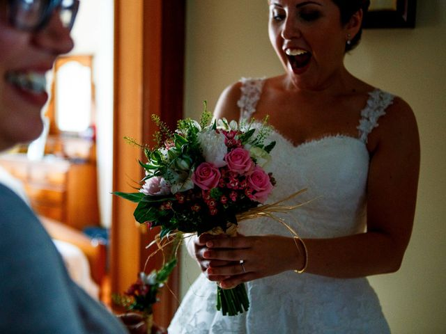 La boda de Oscar y Pati en Viveiro (Casco Urbano), Lugo 44