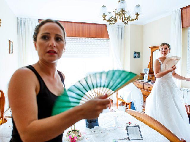 La boda de Oscar y Pati en Viveiro (Casco Urbano), Lugo 46