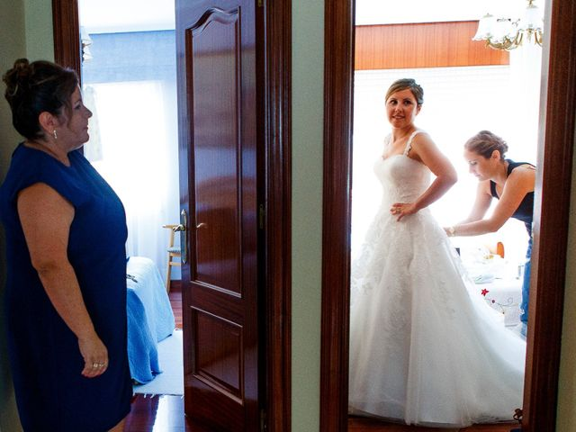La boda de Oscar y Pati en Viveiro (Casco Urbano), Lugo 49