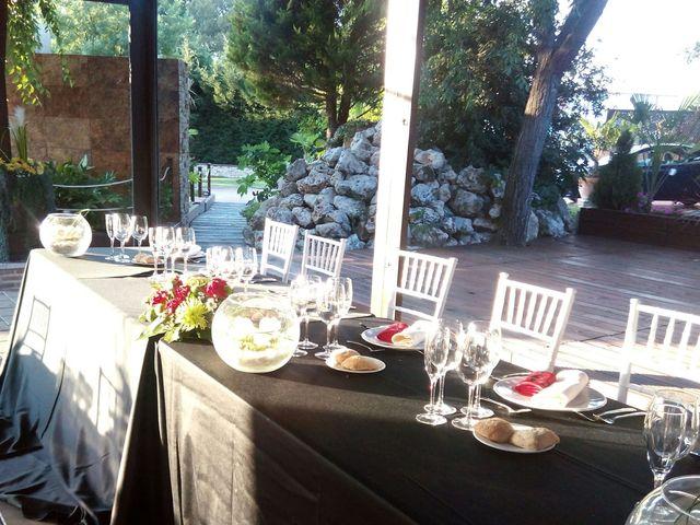 La boda de Adrián  y Yaiza  en Pinto, Madrid 7