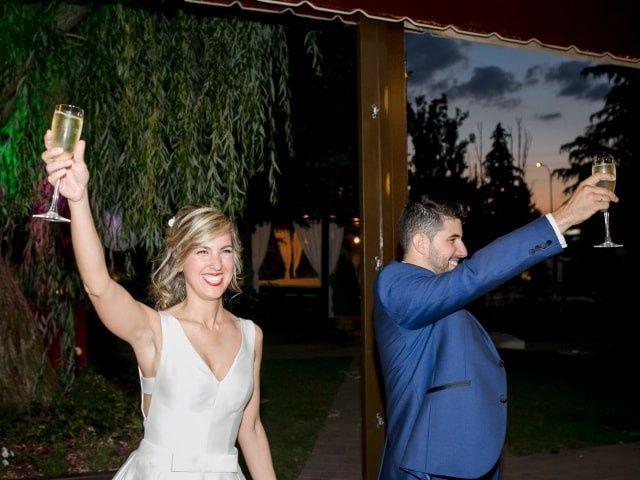 La boda de Adrián  y Yaiza  en Pinto, Madrid 15