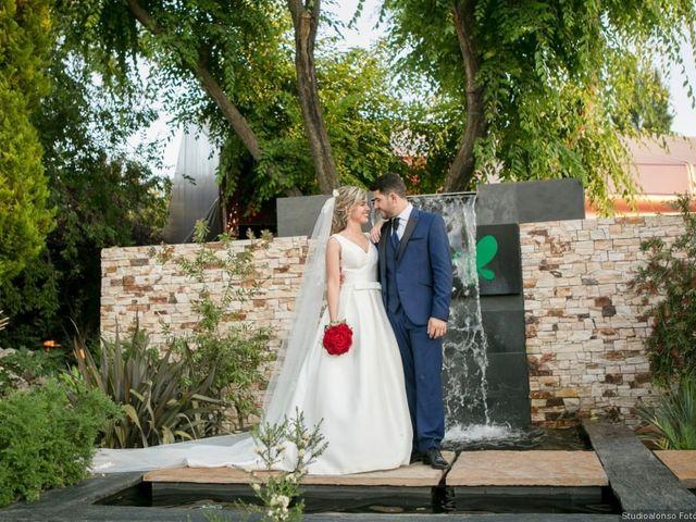 La boda de Adrián  y Yaiza  en Pinto, Madrid 18