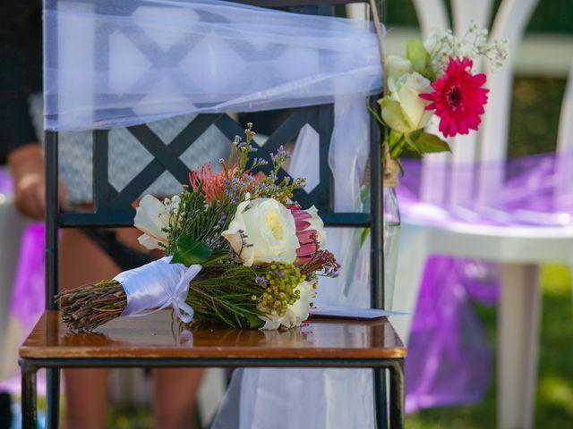 La boda de Yae y Alin en Matapozuelos, Valladolid 3