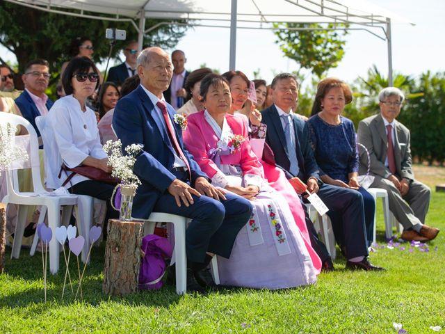 La boda de Yae y Alin en Matapozuelos, Valladolid 4