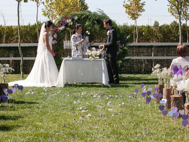 La boda de Yae y Alin en Matapozuelos, Valladolid 6