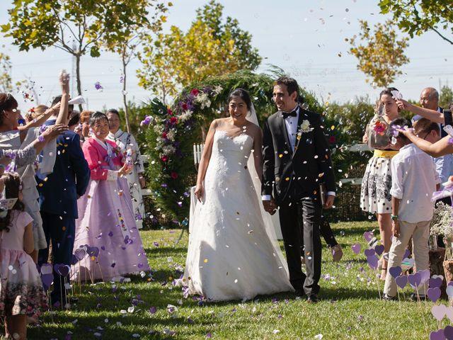 La boda de Yae y Alin en Matapozuelos, Valladolid 7