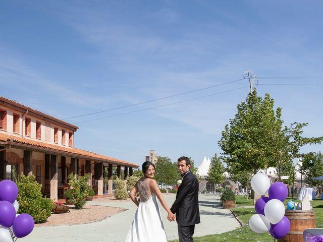 La boda de Yae y Alin en Matapozuelos, Valladolid 9