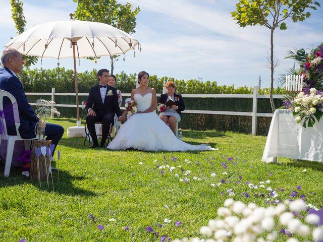 La boda de Yae y Alin en Matapozuelos, Valladolid 10