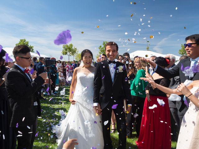 La boda de Alin y Yae