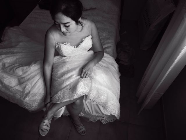 La boda de Yae y Alin en Matapozuelos, Valladolid 21