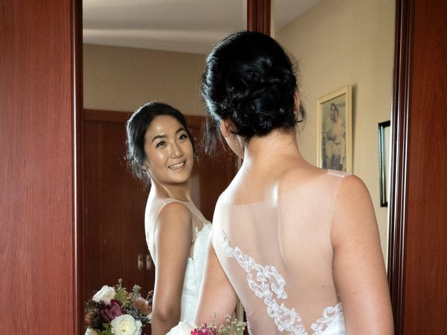 La boda de Yae y Alin en Matapozuelos, Valladolid 25