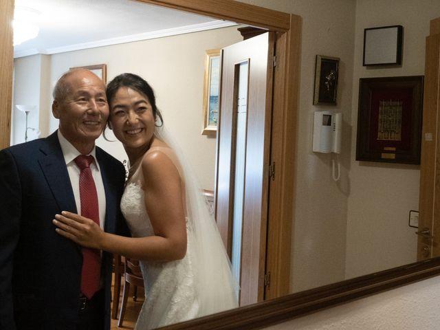 La boda de Yae y Alin en Matapozuelos, Valladolid 26
