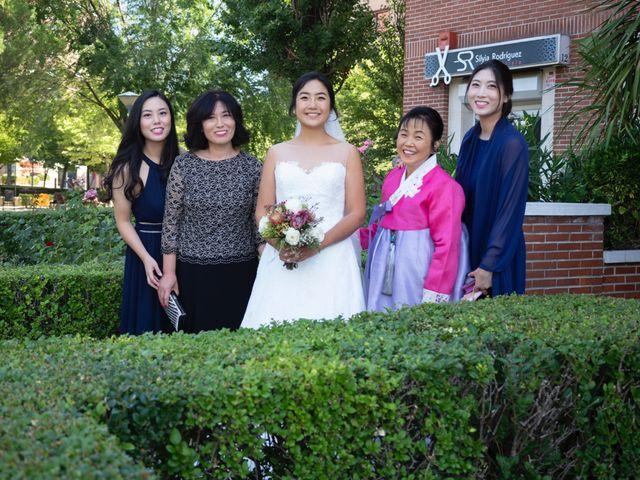 La boda de Yae y Alin en Matapozuelos, Valladolid 27
