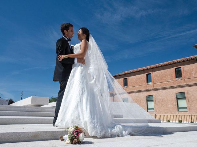 La boda de Yae y Alin en Matapozuelos, Valladolid 36