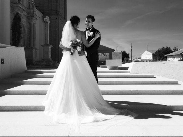 La boda de Yae y Alin en Matapozuelos, Valladolid 37