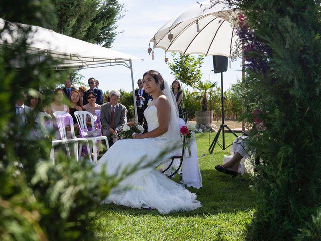 La boda de Yae y Alin en Matapozuelos, Valladolid 2