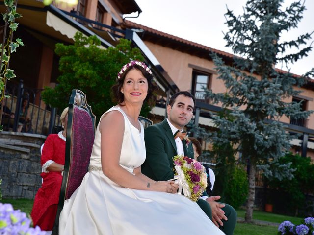La boda de Saray y Javi
