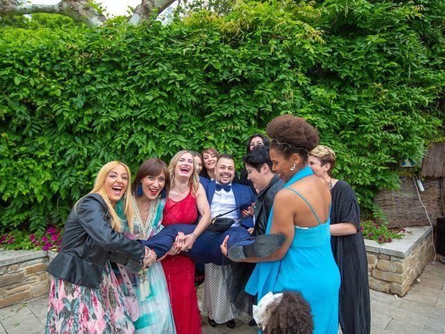 La boda de Rober y Marta en Ponferrada, León 38