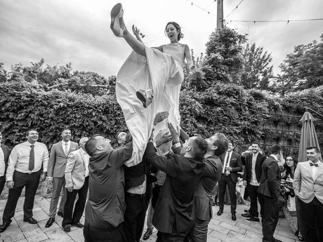 La boda de Rober y Marta en Ponferrada, León 40