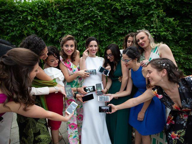 La boda de Rober y Marta en Ponferrada, León 42