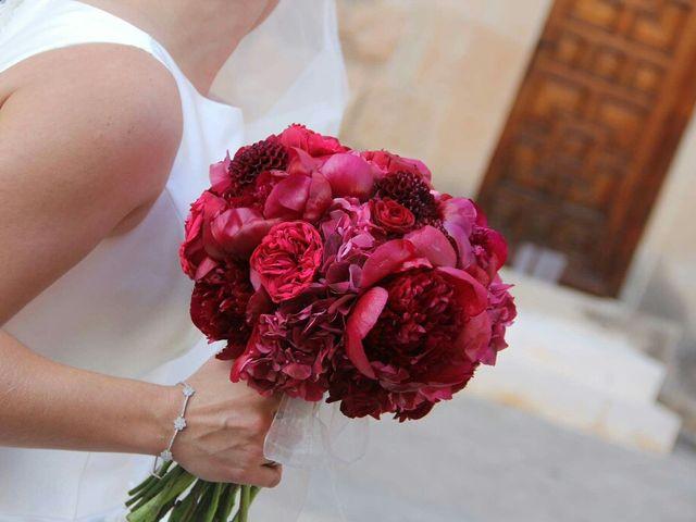 La boda de Guille y María  en Onil, Alicante 1