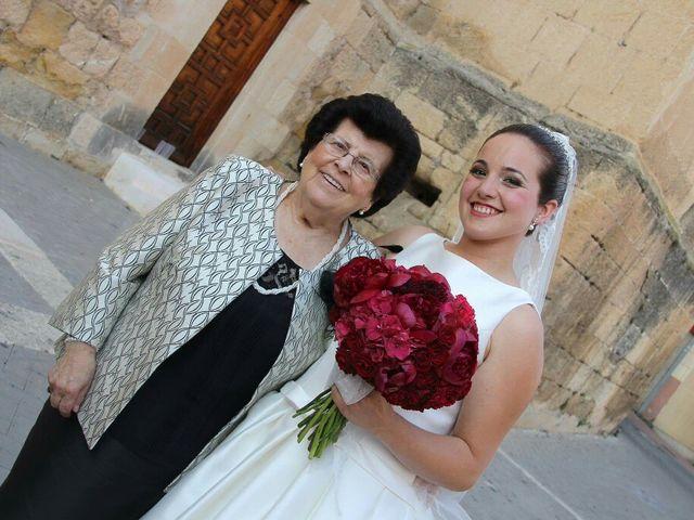 La boda de Guille y María  en Onil, Alicante 2