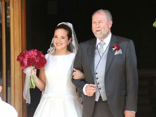 La boda de Guille y María  en Onil, Alicante 3
