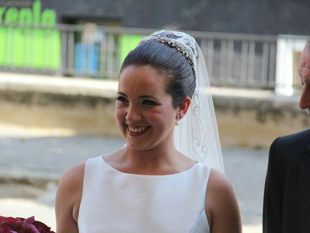 La boda de Guille y María  en Onil, Alicante 4