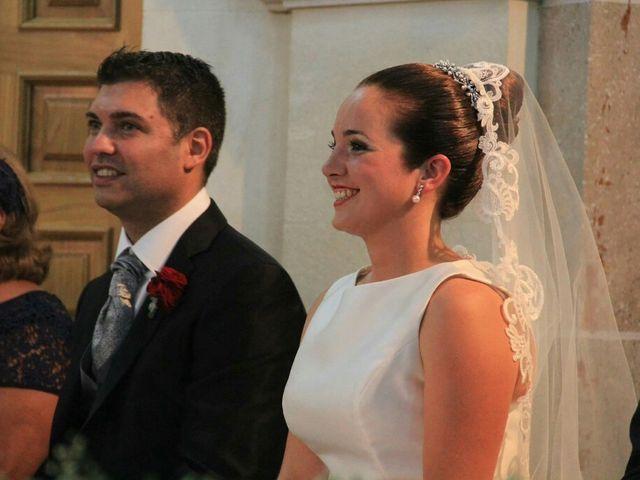 La boda de Guille y María  en Onil, Alicante 5