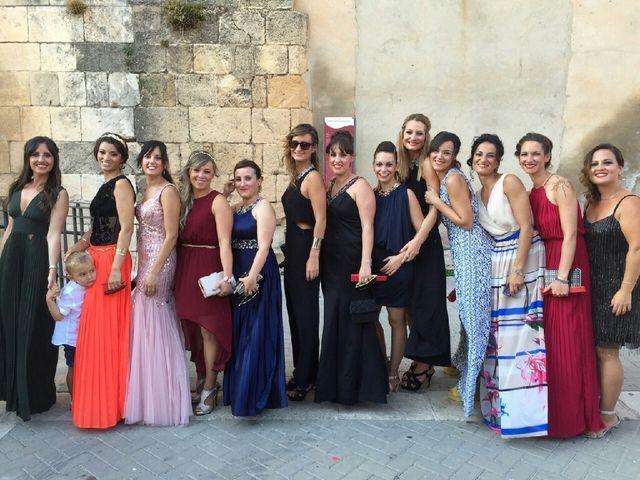 La boda de Guille y María  en Onil, Alicante 21