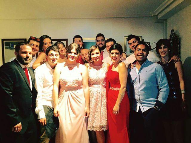 La boda de Guille y María  en Onil, Alicante 23