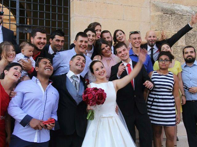 La boda de Guille y María  en Onil, Alicante 24