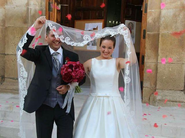 La boda de Guille y María  en Onil, Alicante 26