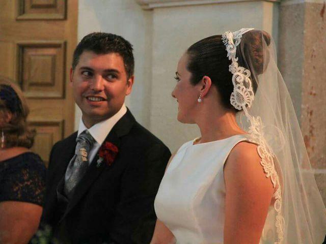 La boda de Guille y María  en Onil, Alicante 27