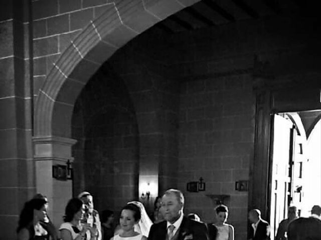 La boda de Guille y María  en Onil, Alicante 28