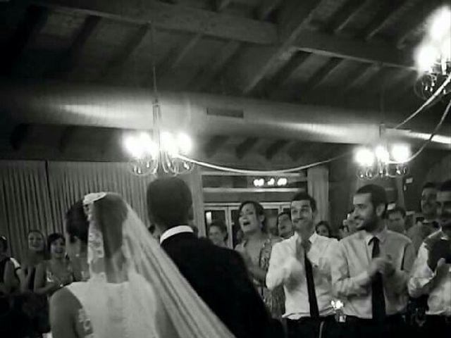 La boda de Guille y María  en Onil, Alicante 29
