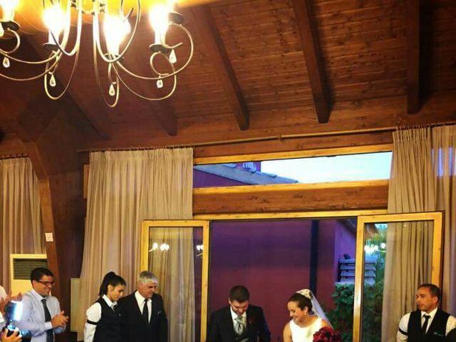 La boda de Guille y María  en Onil, Alicante 30