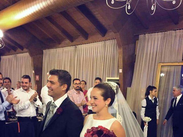 La boda de Guille y María  en Onil, Alicante 31