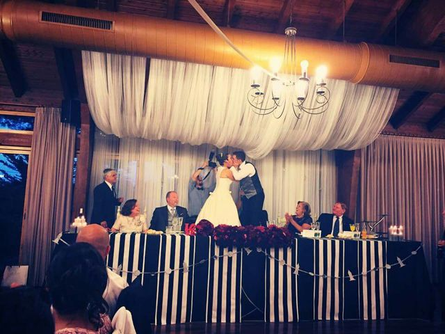 La boda de Guille y María  en Onil, Alicante 33