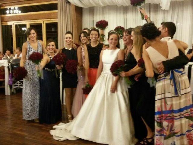 La boda de Guille y María  en Onil, Alicante 35